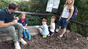 Fragen der Zoo-Ralley  beantworten